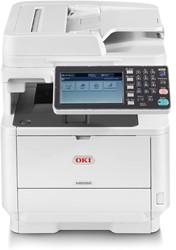 OKI ES5162 All in one led zwart-wit printer Met PayPerPrint
