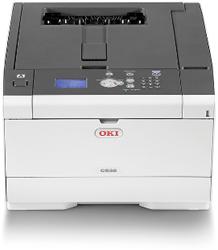 OKI ES5432 kleuren led printer 30ppm + 500 afdrukken