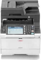 OKI ES5473 all in one kleuren led printer met PayPerPrint