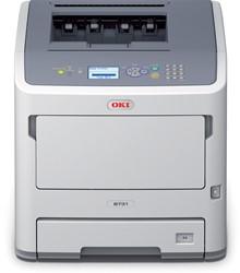 OKI ES7131 zwart-wit led printer met PayPerPrint