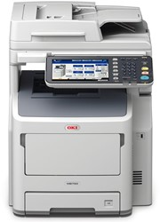 OKI ES7170 all in one led printer 47 ppm + 500 afdr./mnd