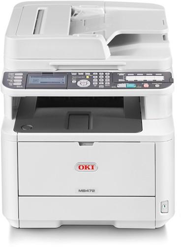 OKI MB472DNW All in One LED printer