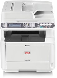 OKI MB472 All in One LED printer