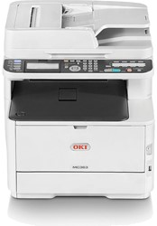 OKI MC363DN all in one LED printer