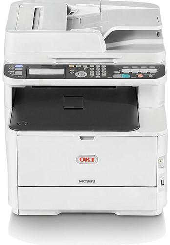 OKI MC363DN all in one LED printer