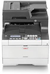 OKI MC563dn all in one led printer kleur