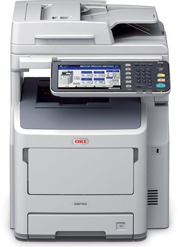 OKI MC760 All in One led printer