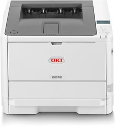 OKI B512dn 45ppm A4 werkgroep LED printer