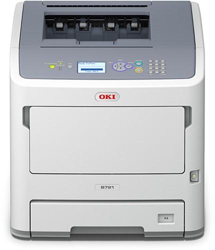LED printer OKI B721dn