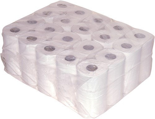 Pallet toiletpapier 2 laags 200 vel super tissue Euro Products