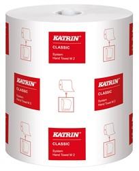 Papieren handdoeken Katrin Classic M2 op rol