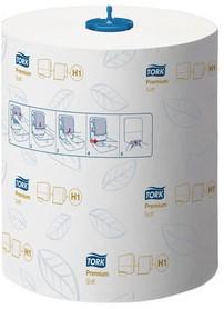 Handdoekrol Tork Matic 2laags wit Premium