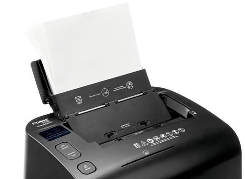 Papierversnipperaar automatische invoer Dahle Shredmatic 35120