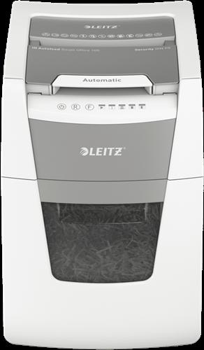 Papiervernietiger Leitz IQ Auto+ Small Office 100 P5 snippers 2x15mm