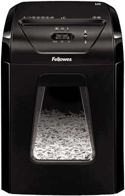Papiervernietiger Fellowes Powershred 12C 4x40mm