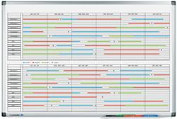Planbord Legamaster projectplanner 60 x 90 cm