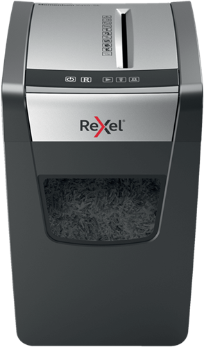 Papiervernietiger Rexel Momentum X410-SL snippers 4x28mm