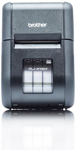 Brother RJ-2140 mobiele printer voor bonnen en labels met WiFi
