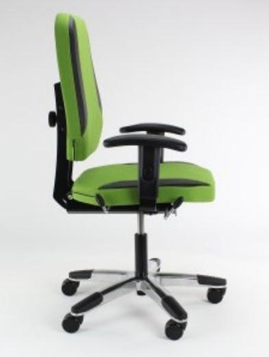 Extra Brede Bureaustoel.Bureaustoel Voor Zware Mensen Score Maxx S Flex Zwart Fl05 Bij Pro