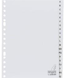 Abc tabbladen met 17-gaatsperforatie in A5 formaat