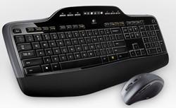 Logitech draadloos toetsenbord