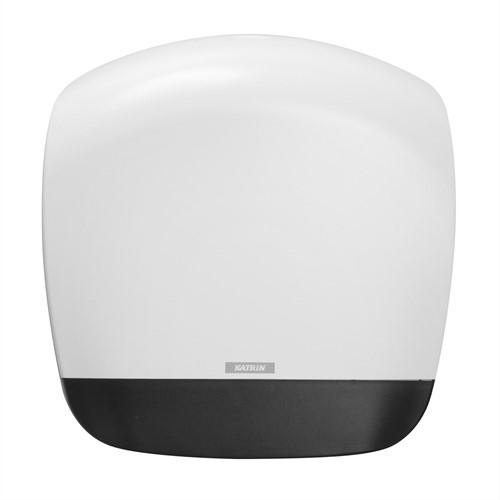 Toiletpapier dispenser Gigant S wit