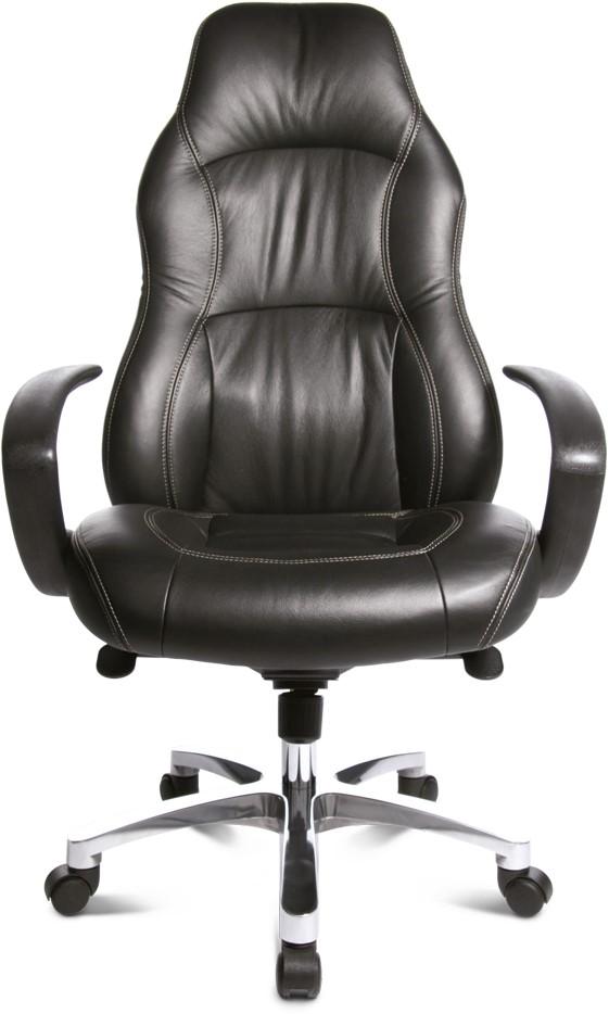 Luxe Leren Bureaustoel.Leren Bureaustoel Topstar Rs 1 Bij Pro Office