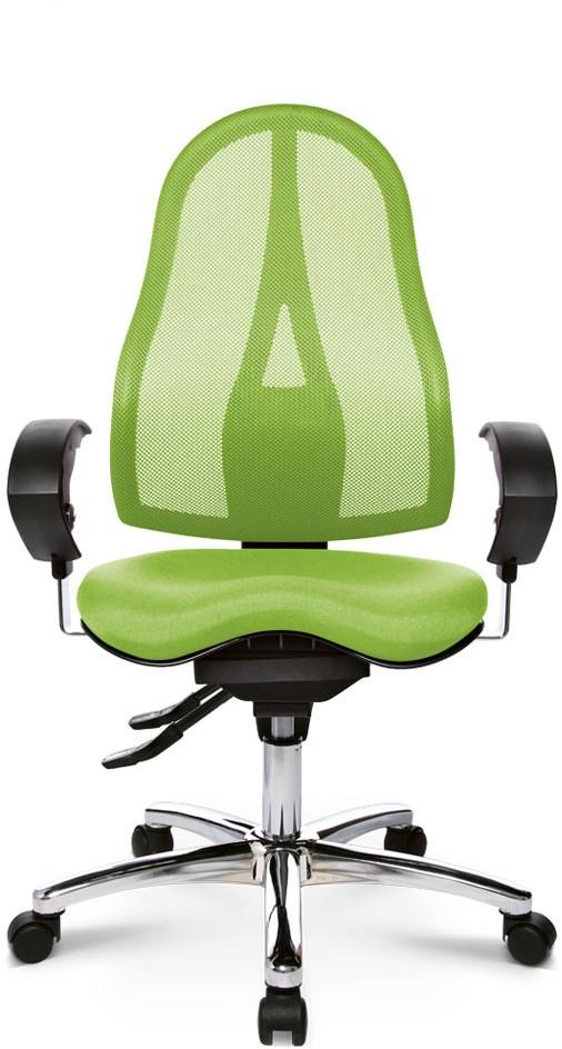 Bureaustoel 60 Cm Zithoogte.Ergonomische Bureaustoel Topstar Sitness 15 Met Balans Zitting