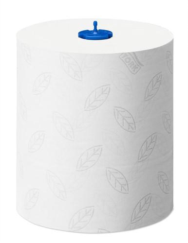 Handdoekrol Tork Matic H1 2laags wit