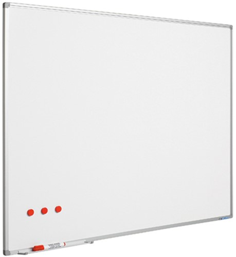 Whiteboard emaille Smit Visual 30x45cm
