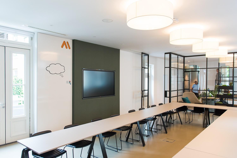 Foto Op Wand.Whiteboard Wand Op Maat Bij Pro Office